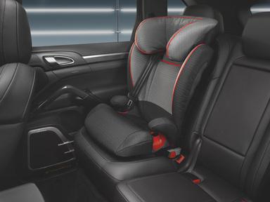 Porsche Junior Plus Seat ISOFIT G2 G3