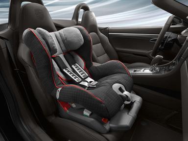Porsche Junior Seat ISOFIX G1