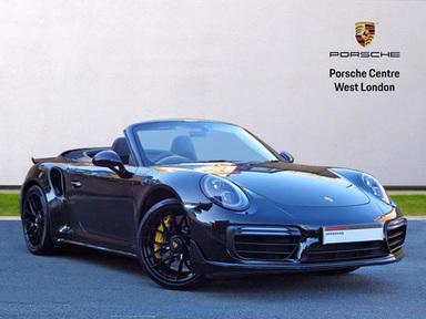 Homepage Porsche Centre West London