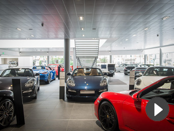 Welcome to Porsche Centre West London from our General Sales Manager, Ray Rawlings