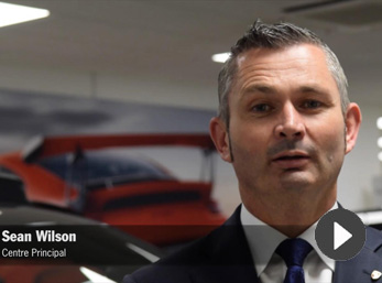 Video: Welcome to Porsche Centre West London from our Centre Principal, Sean Wilson